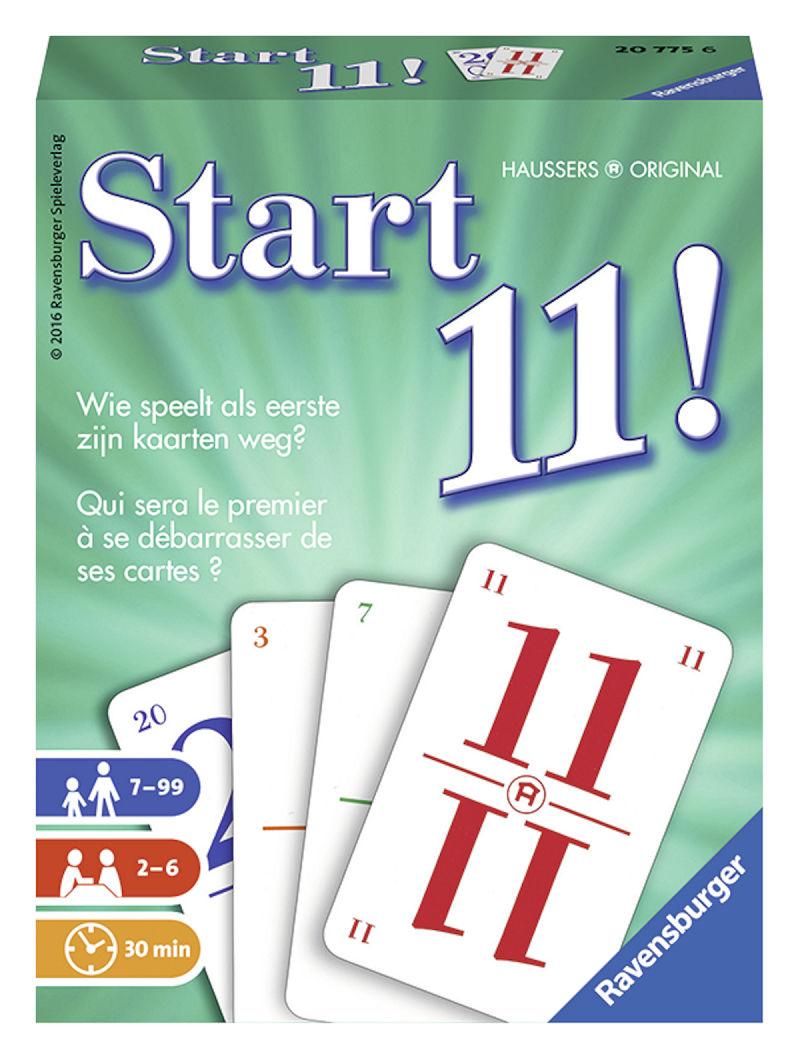 Start 11