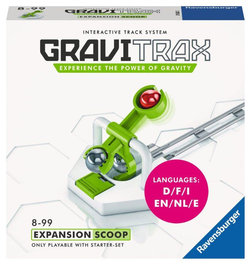 Gravitrax uitbreiding Scoop