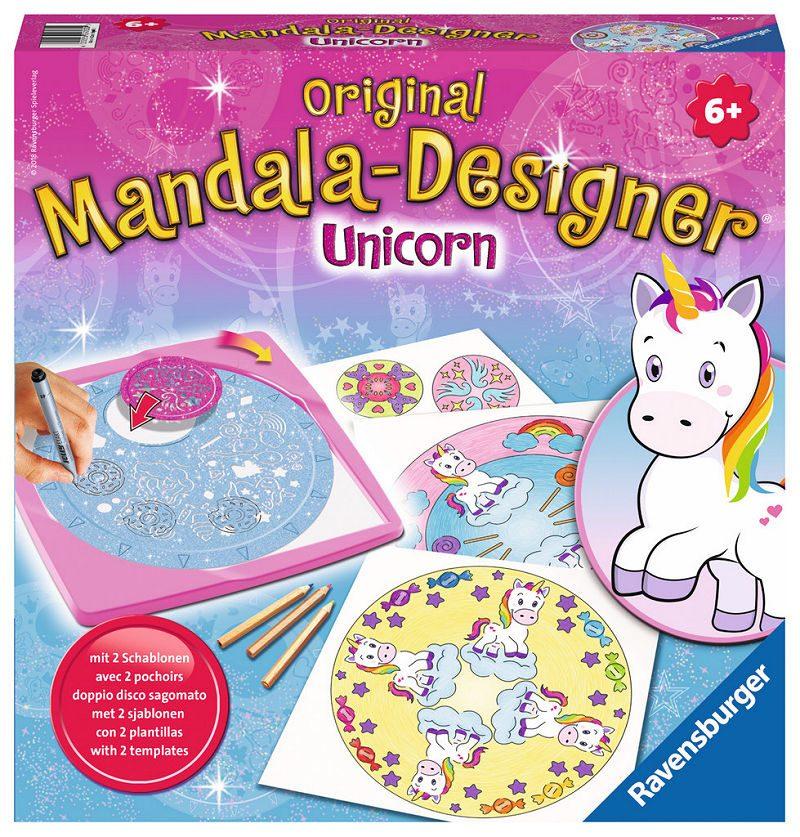 2in1 Mandala Midi Unicorn