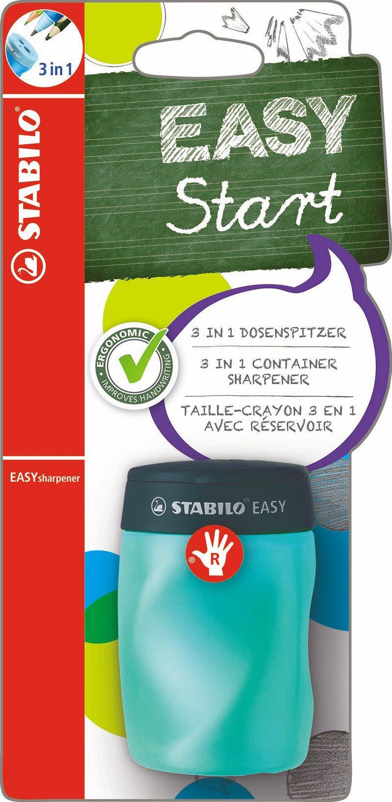 STABILO EASYsharpener blauw R Blister