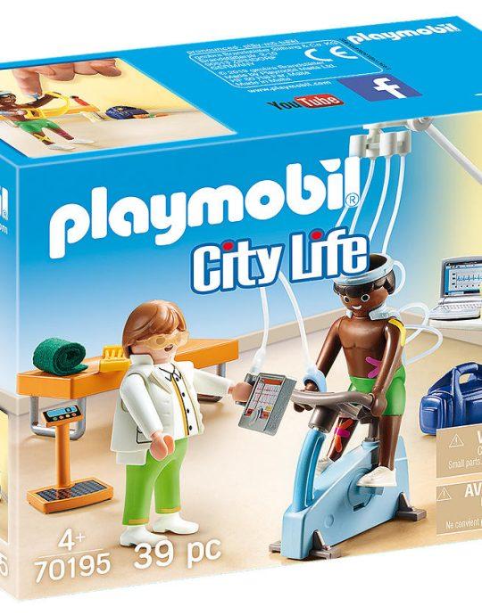 Playmobil City Life Praktijk fysiotherapeut