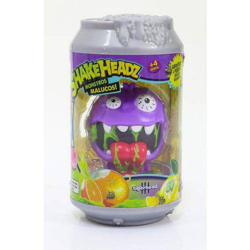 Shakeheadz Slob Monster Icky Iggy Paars