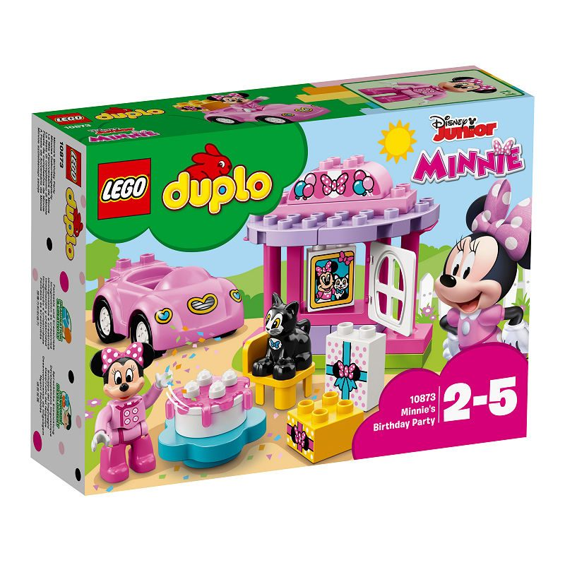 DUPLO Minnie AND apos;s verjaardagsfeest