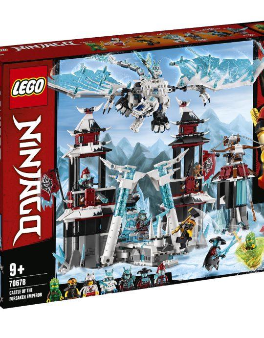 LEGO NINJAGO Kasteel van de verlaten keizer