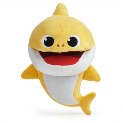 Baby Shark - Song Puppet With Tempo Control Assorti
