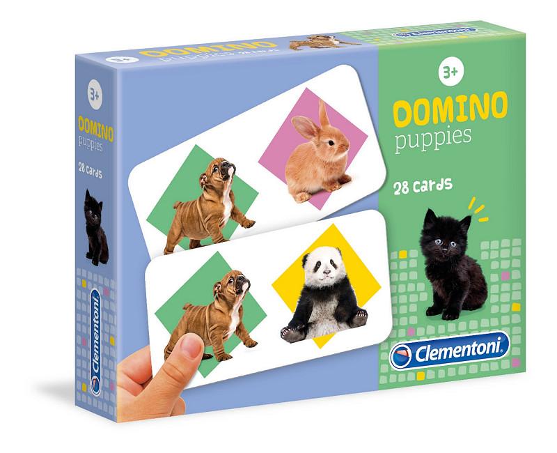 Clementoni Puppies Domino