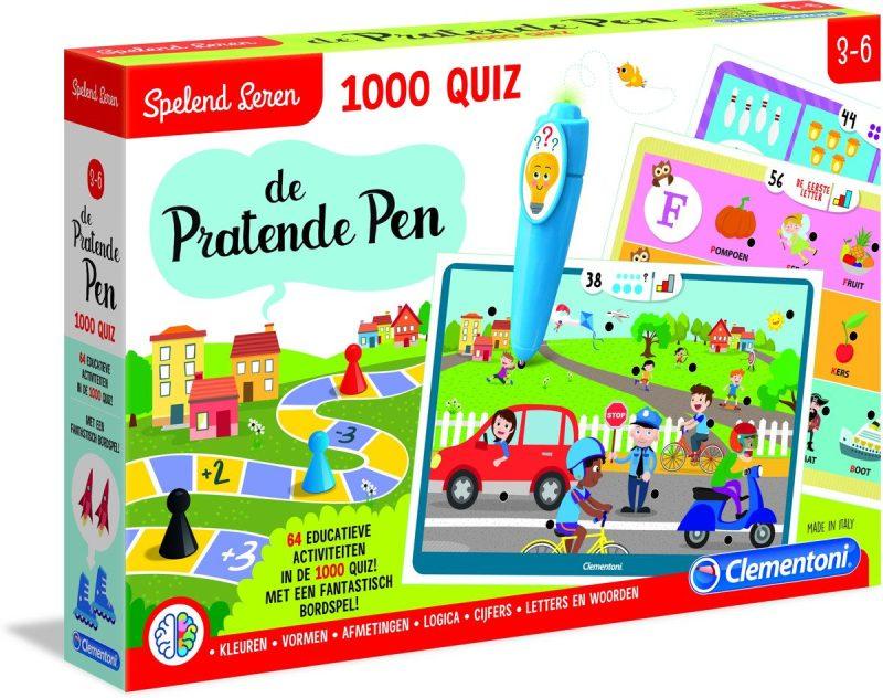 Interactieve pen 1000 Quiz