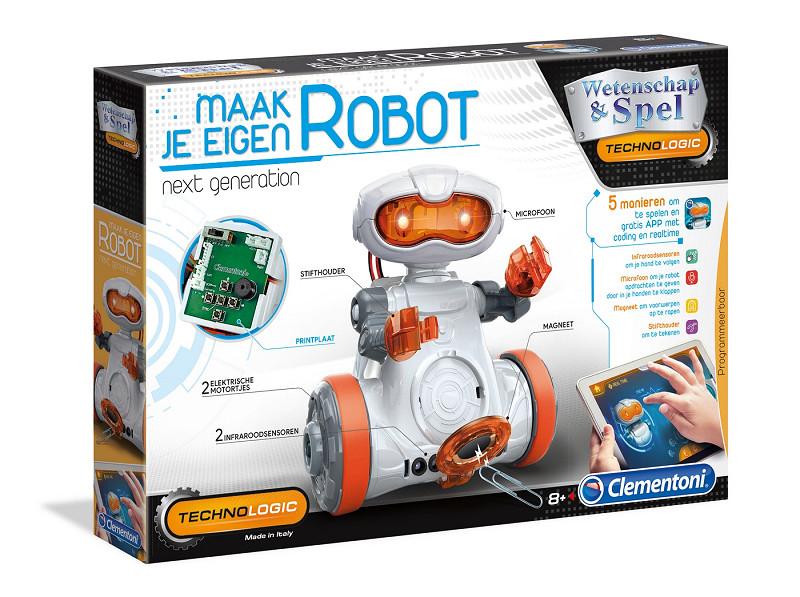 Clementoni Wetenschap en Spel My Robot New