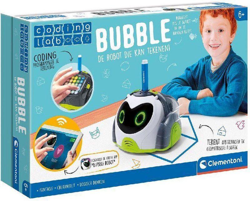 Clementoni Coding Lab Bubble Robot