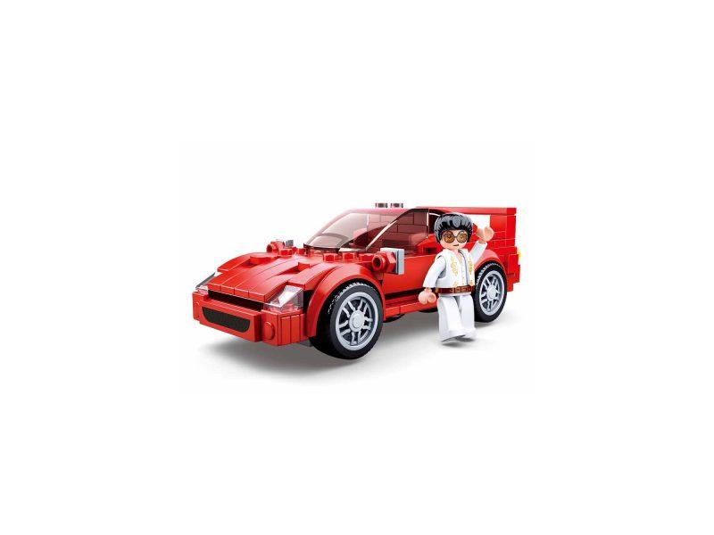 Italiaanse sportwagen